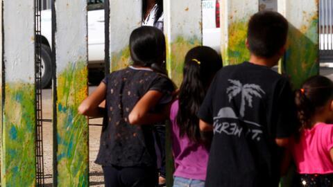 ¿A dónde son llevados los niños ciudadanos cuando sus padres son arresta...