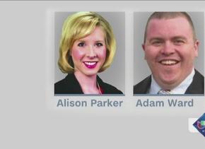 ¿Quiénes eran Alison Parker y Adam Ward?