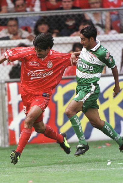 Para el Verano 2000, nuevamente Toluca fue líder del torneo regul...