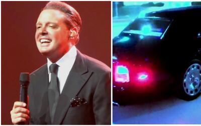 El Rolls-Royce de Luis Miguel sigue sin aparecer y los abogados están qu...