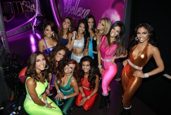 En esta tercera gala, las chicas se convertirán en las bailarinas de Glo...