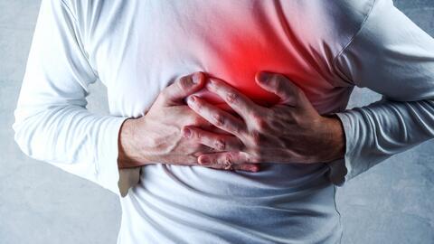 Esta es la mejor manera de saber si estás teniendo un infarto al corazón