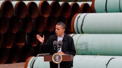 El Presidente instó a las agencias del gobierno federal a autorizar el p...
