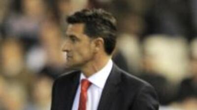 """""""Míchel"""", que hasta dirigía los destinos del Sevilla, es el cuarto entre..."""