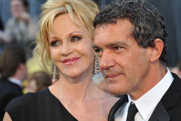 Antonio Banderas y Melanie Griffith. Mira aquí lo último e...