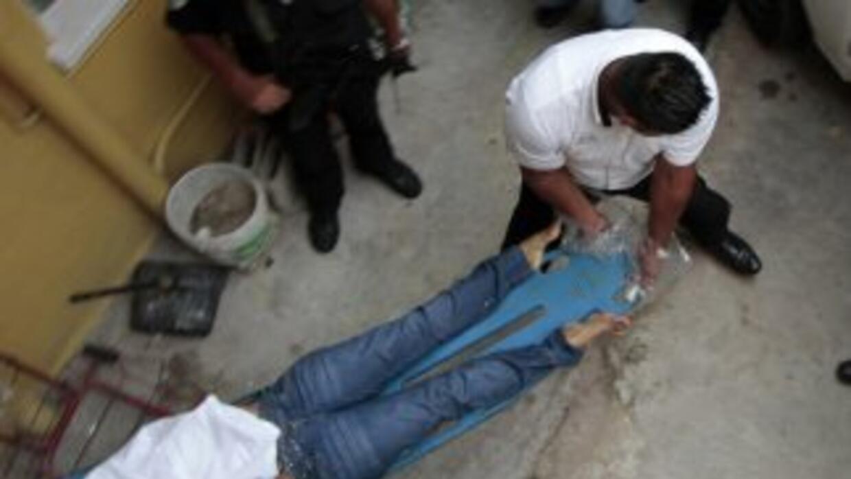 Al menos nueve personas fueron ejecutadas entre el viernes y las primera...