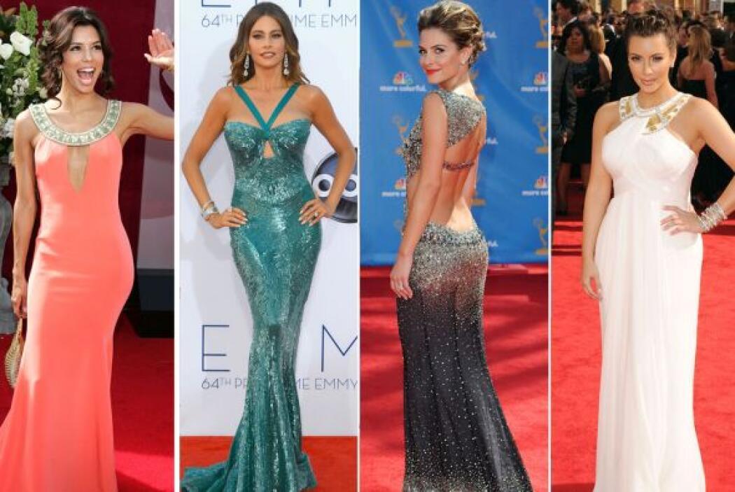 ¿Recuerdan cuáles han sido los mejores vestidos de las famosas en los pr...