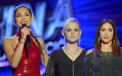Alejandra, Mary, Jazmín