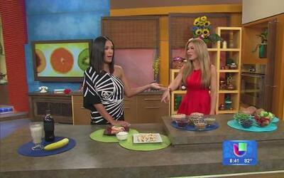 Claudia Molina te ayuda a calcular cuántas calorías debes consumir según...