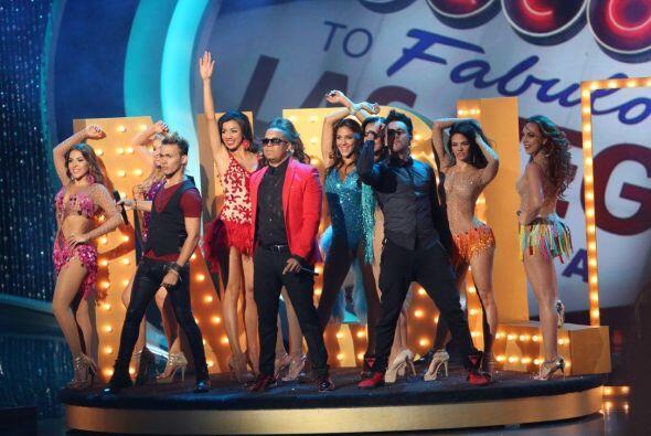 Es un verdadero placer poder contar con talentosas celebridades como ellos.