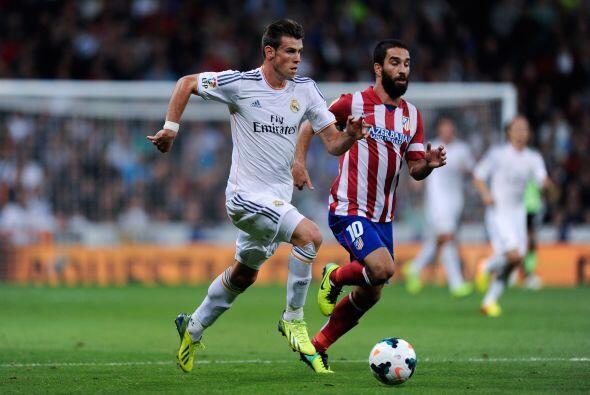 Finalmente Gareth Bale debutó en el Bernabéu en sustituci&...