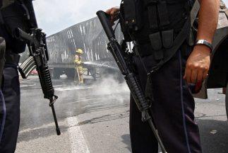 Policías municipales mexicanos se cambiaron de bando