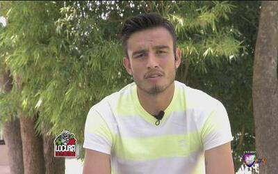 Jesús Eduardo Zavala: 'El objetivo es ser campeón'