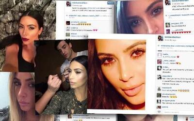 Kris Jenner critica a Kim por su vanidad excesiva con sus fotos
