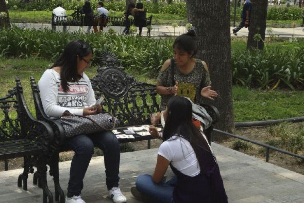 Por primera vez en Méxio una encuesta nacional proporciona datos de la p...