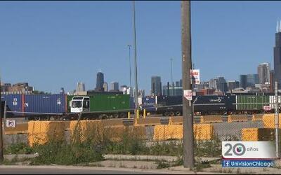 Preocupación por paso de trenes combustibles por Pilsen