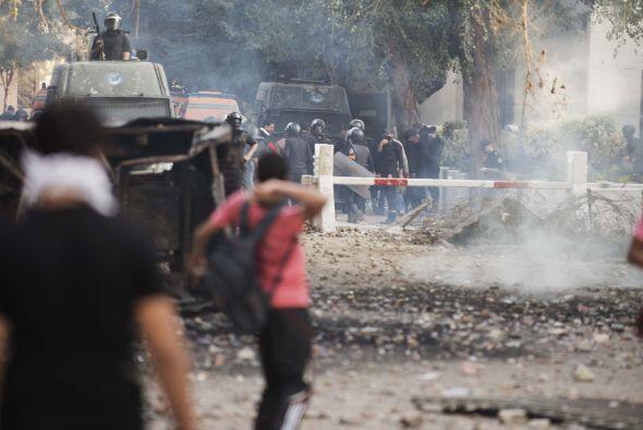 Más de 500 personas han sido detenidas por las fuerzas de seguridad dura...