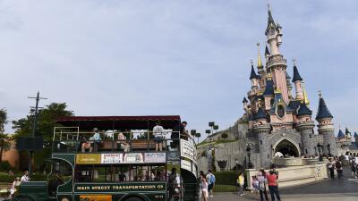 Disneyland en París. (Imagen de Archivo).