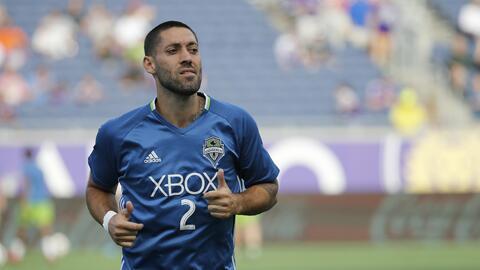 Toda la MLS espera recibir buenas noticias sobre la salud de Clint Dempsey.