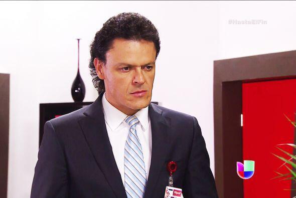 No te vayas Salvador, ¡Sofía te necesita más que nunca!