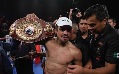 Juan Manuel Márquez no pelea desde el 2014.