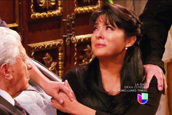Pero hay algo peor Cristina, ¡'La Benavente' está en peligro!