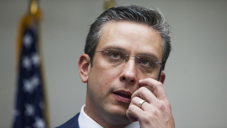 Alejandro García Padilla, gobernador de Puerto Rico