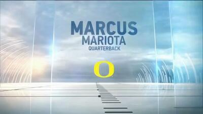 Marcus Mariota highlights
