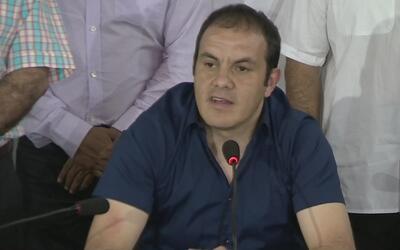 Candidatura de Cuauhtémoc Blanco acusada de fraude