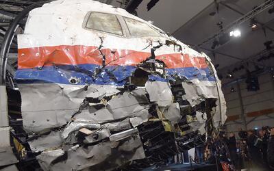 Un misil ruso derribó el avión de pasajeros que cay&oacute...