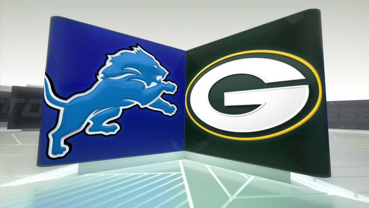 Semana 3 Highlights: Detroit Lions 27-34 Green Bay Packers