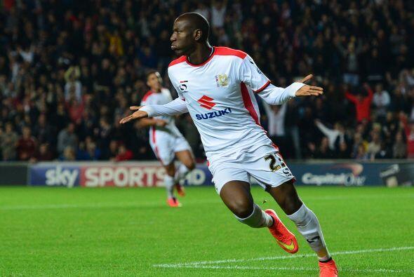 Benik Afobe pondría el escándalo en el marcador con su segundo gol en el...