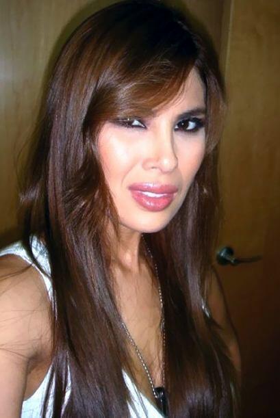 Angie Sanclemente Valencia, quien ganó en 2005 el título de Reina Nacion...