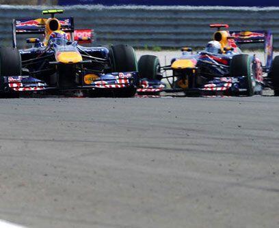 GP de TURQUÍA, 30 de mayoEl británico Lewis Hamilton de Mc...