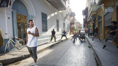 "Ricky Martin ""La Mordidita"""