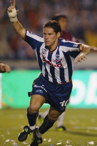 El argentino-mexicano Guillermo Franco, fue el goleador del Apertura 200...