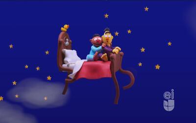 Beto y Enrique viven mágicas aventuras a la hora de ir a dormir