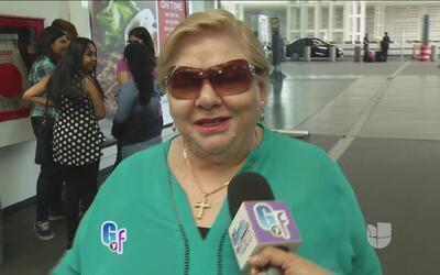 Paquita La Del Barrio defendió a Julión Álvarez