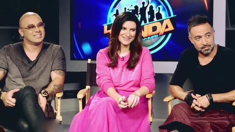 Laura Pausini, Mario Domm y Wisin serán los jueces de la nueva temporada...