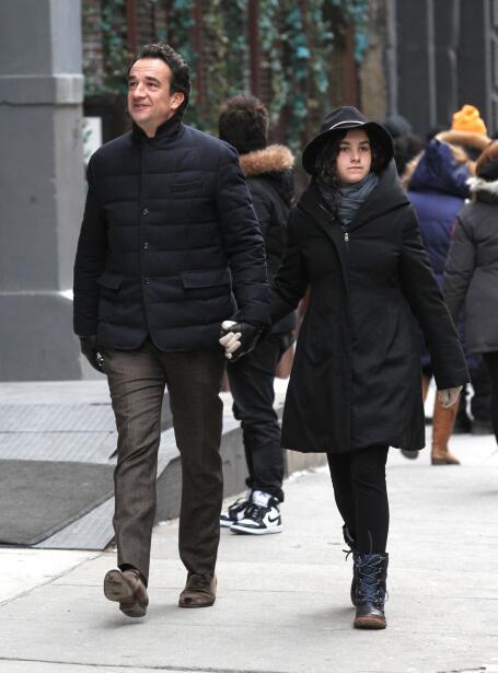 Mary-Kate Olsen y Olivier Sarkozy