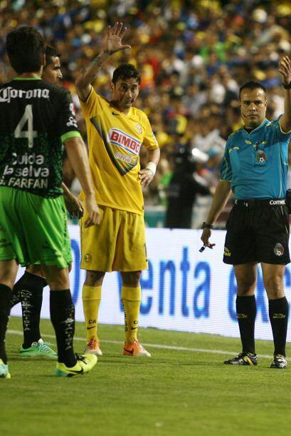 Jugó los 90 minutos, tiró tres veces a gol, dio los dos pa...