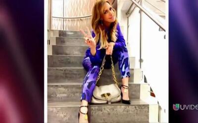 Los zapatos que le robaron el corazon a Lili Estefan