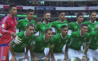 Así se preparó la selección mexicana para volver a conquistar al Azteca...