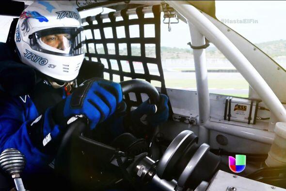 En verdad eres un maestro del volante, se ve que estás ansioso por volve...
