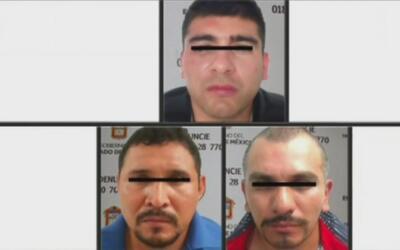 Capturan en México a peligrosa banda de secuestradores