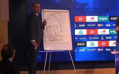Así es la incomprensible táctica del técnico del Porto de los mexicanos