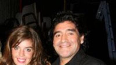 La pareja de Maradona perdió el bebé que esperaba 8d3438fb0e424856a43dd7...
