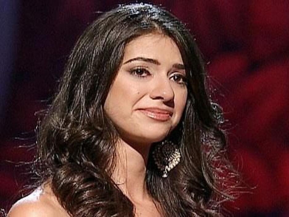 La colombiana Vanessa Lotero pasó por la mansión en el 2009.