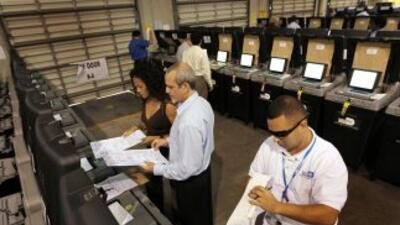 Se realizaron elecciones primarias en varios estados y el Tea Party tuvo...