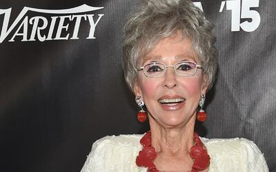 """Rita Moreno: """"me gustaría ver a las nuevas actrices más elegantes que se..."""